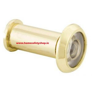Door Viewer - Brass