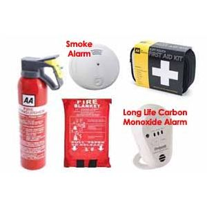 Platinum Home Safety Pack