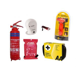 WOW  OFFER - Total Home Safety Pack