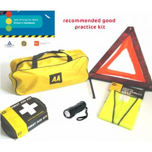 AA Breakdown / Driver Safety Kit - EXCLUSIVE