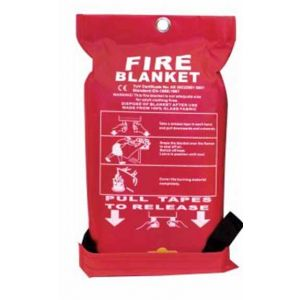 Fire Blanket for Rental Property